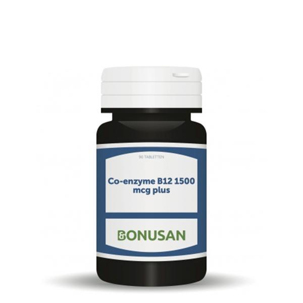 Co-enzym B12 - 1500 mcg Plus, 90 Stk.