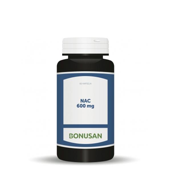 NAC 600 mg Homocystein, 60 Stk.