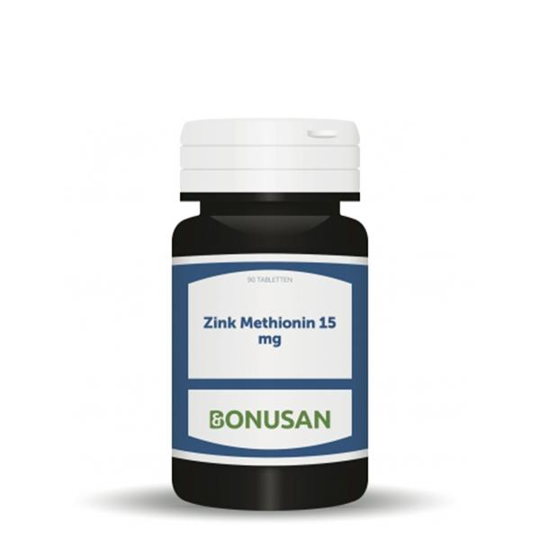 Zinkmethionin 15 mg, 90 Stk.