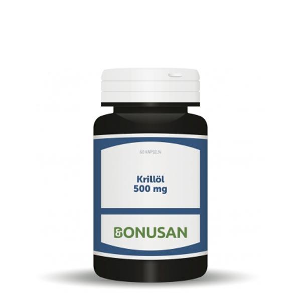 Krillöl-Omega 3 - 500 mg (MSC-C-54613), 120 Stk.
