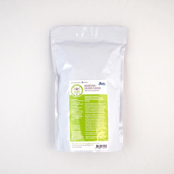 Magnesium-Chlorid Flocken, 1 KG