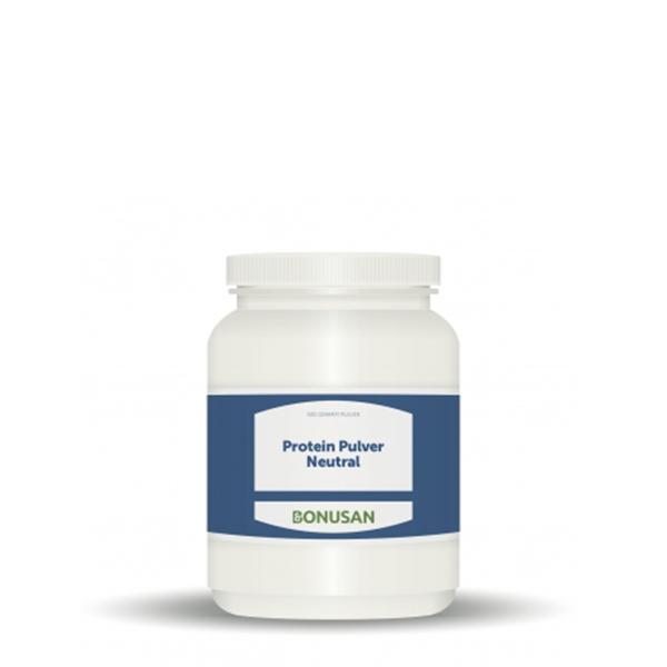 Proteinpulver Natural, 500 g
