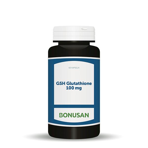 GSH Glutathion 100 mg, 60 Stk.