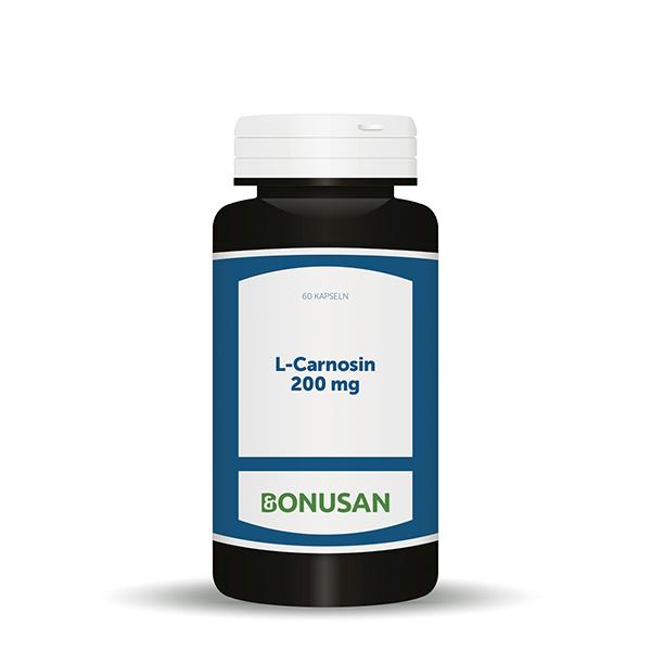 L-Carnosin 200 mg, 60 Stk.