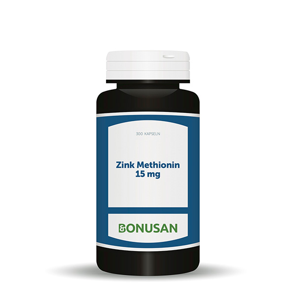 Zinkmethionin 15 mg, 300 Stk.
