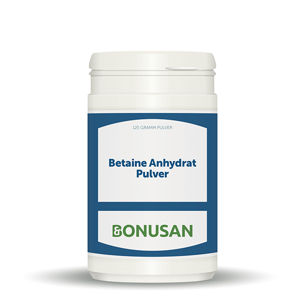 Betain Anhydrat Pulver, 125 g