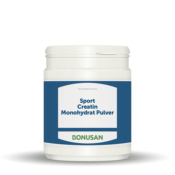 Sport Creatin Monohydrat Pulver, 350 g