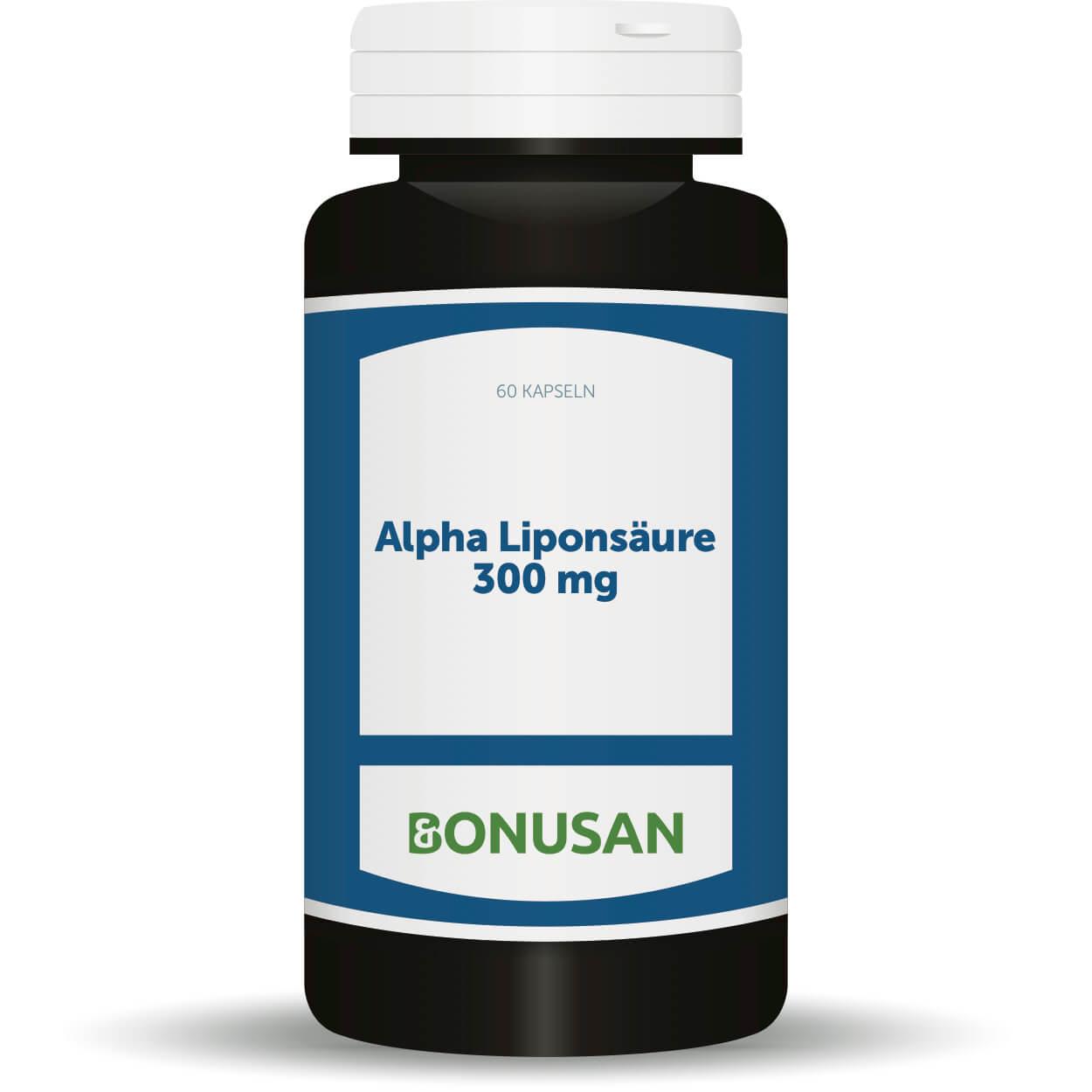 Alpha-Liponsäure 300 mg