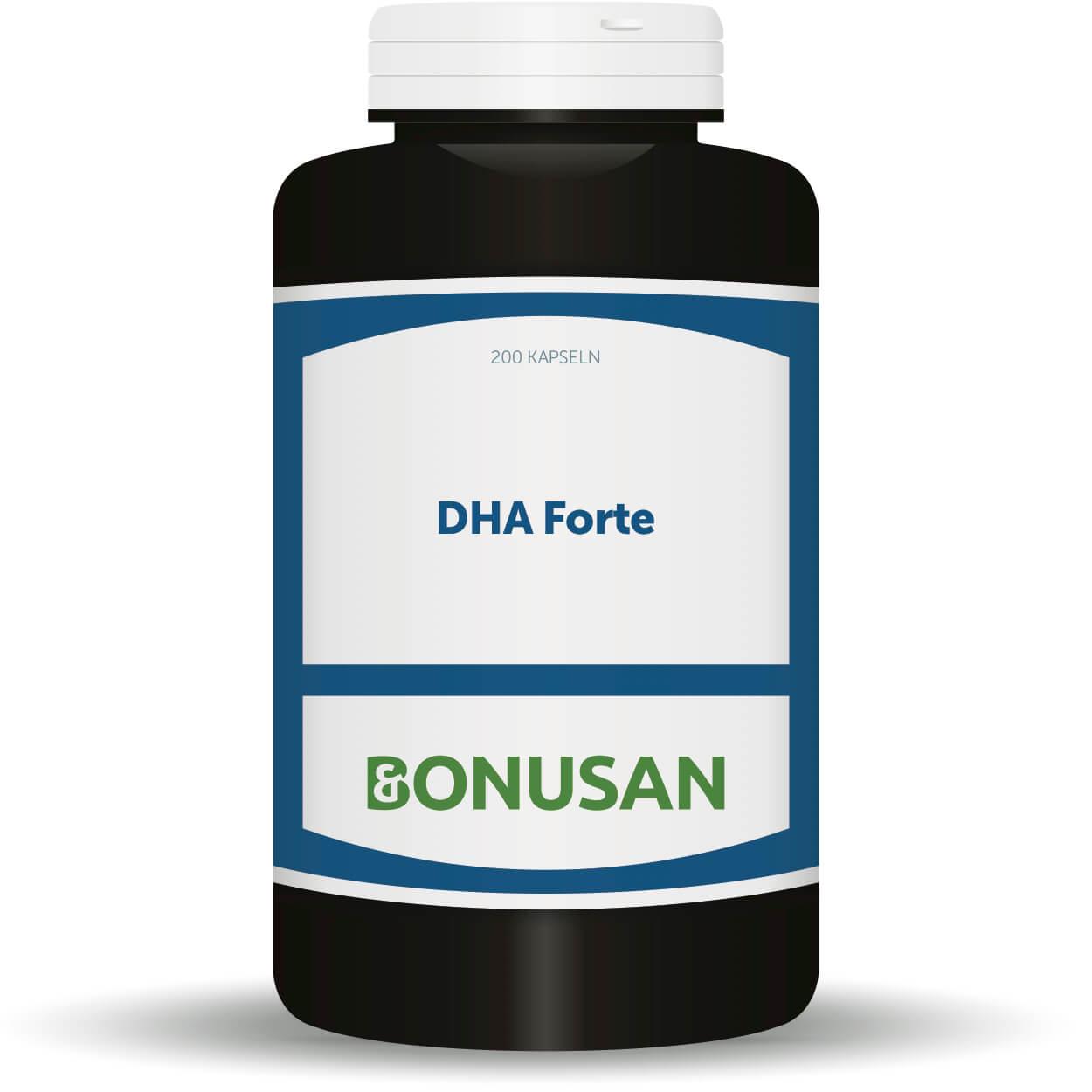 DHA Forte Omega 3 Großpackung