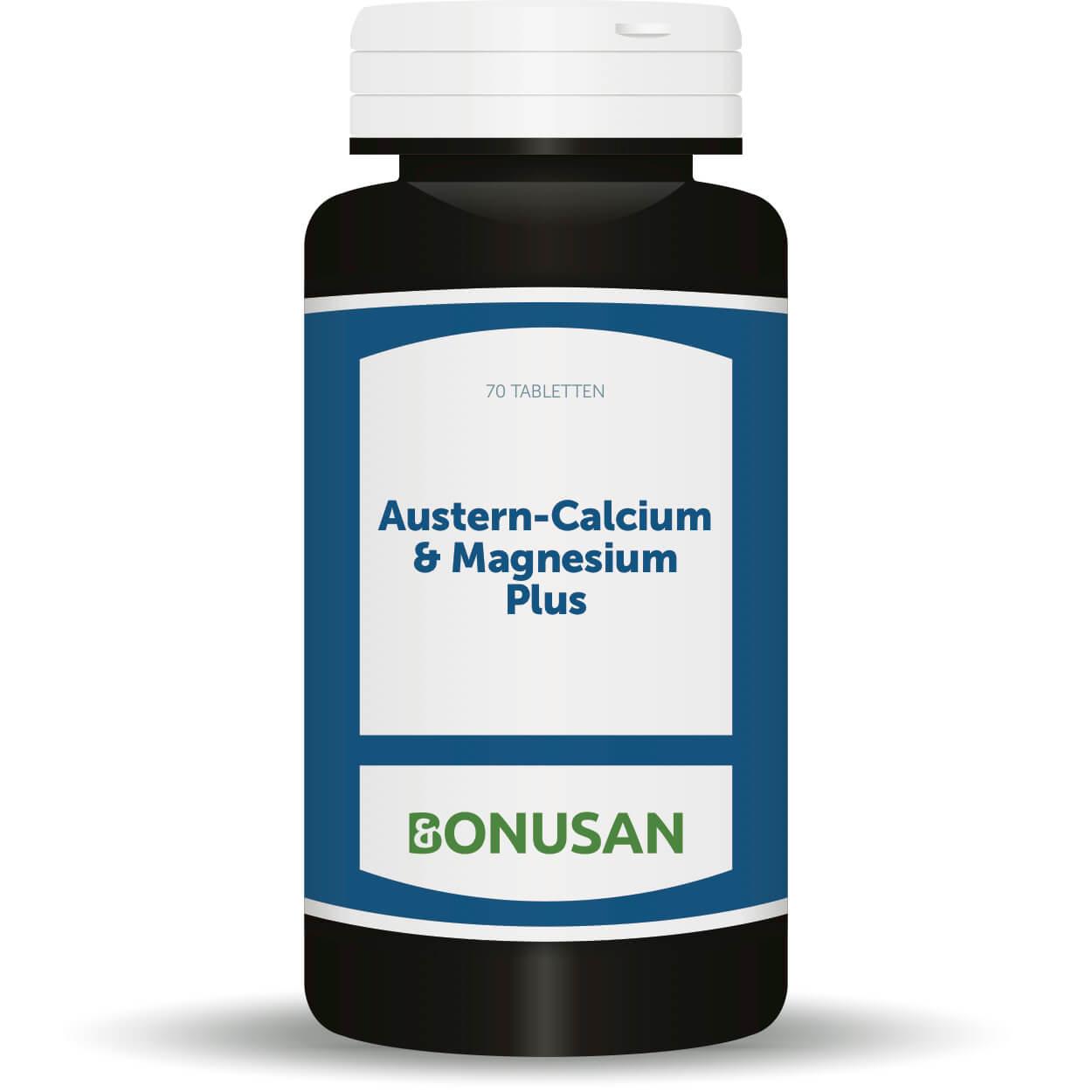 Austern-Calcium plus