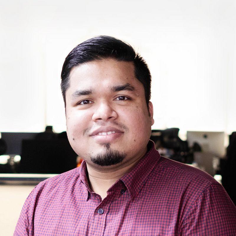 Md Ashiful Haque, Senior UI/UX Designer @Aleph Labs, Singapore.