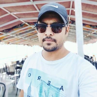 Feras Abdul Khayum, User Experience Lead at Novartis, India.