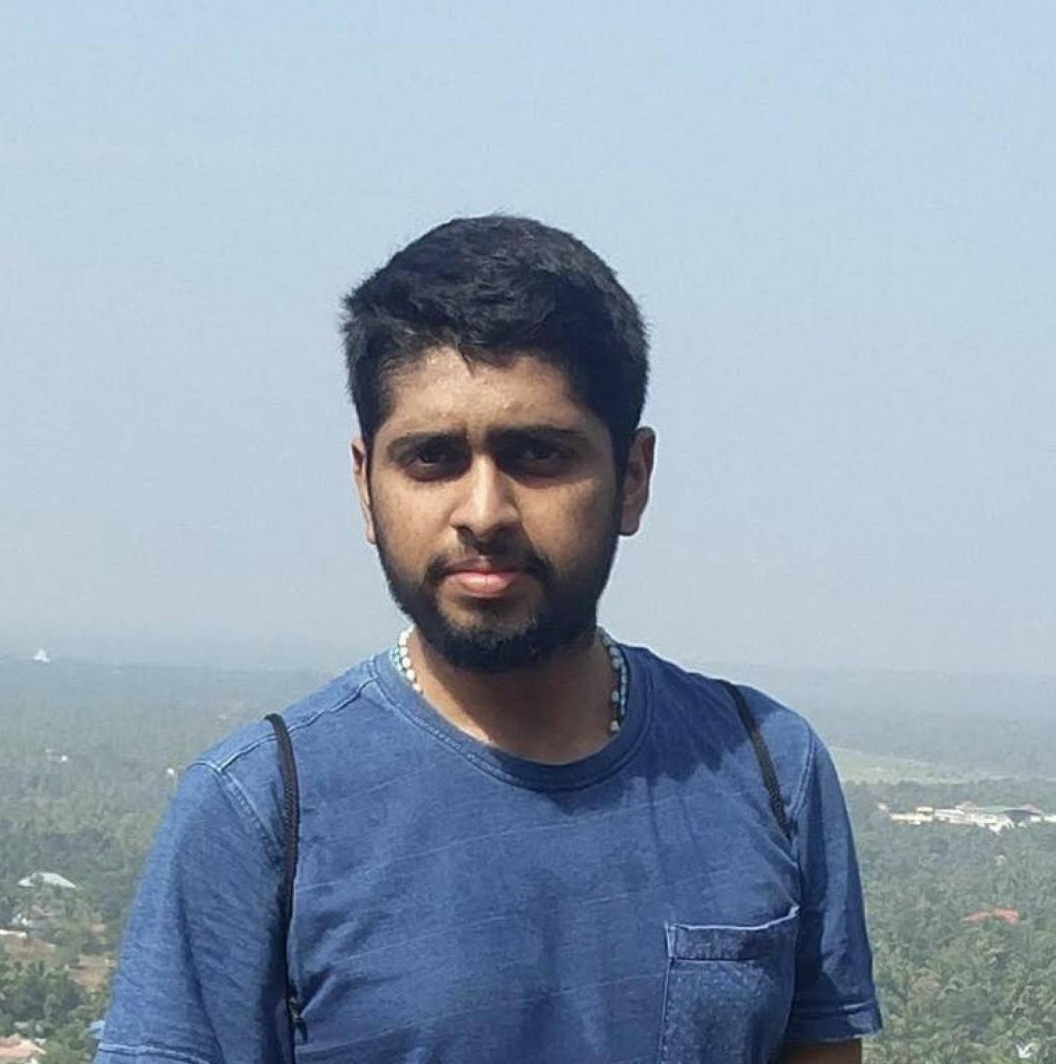Sebin John, Software Developer at Tata Consultancy, India.