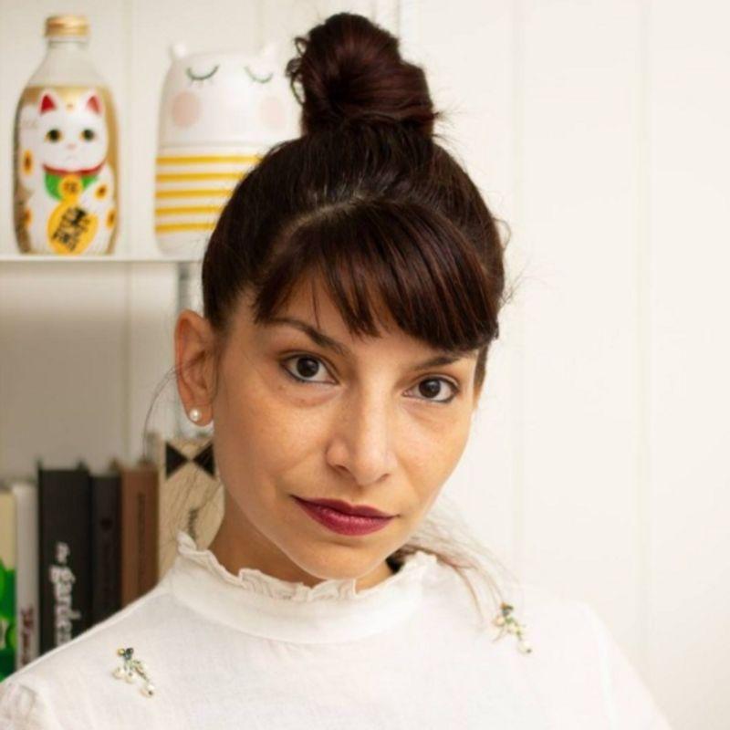 Lidia Panio, An Expert in Software Design & Development, IxDA Zurich, Switzerland.