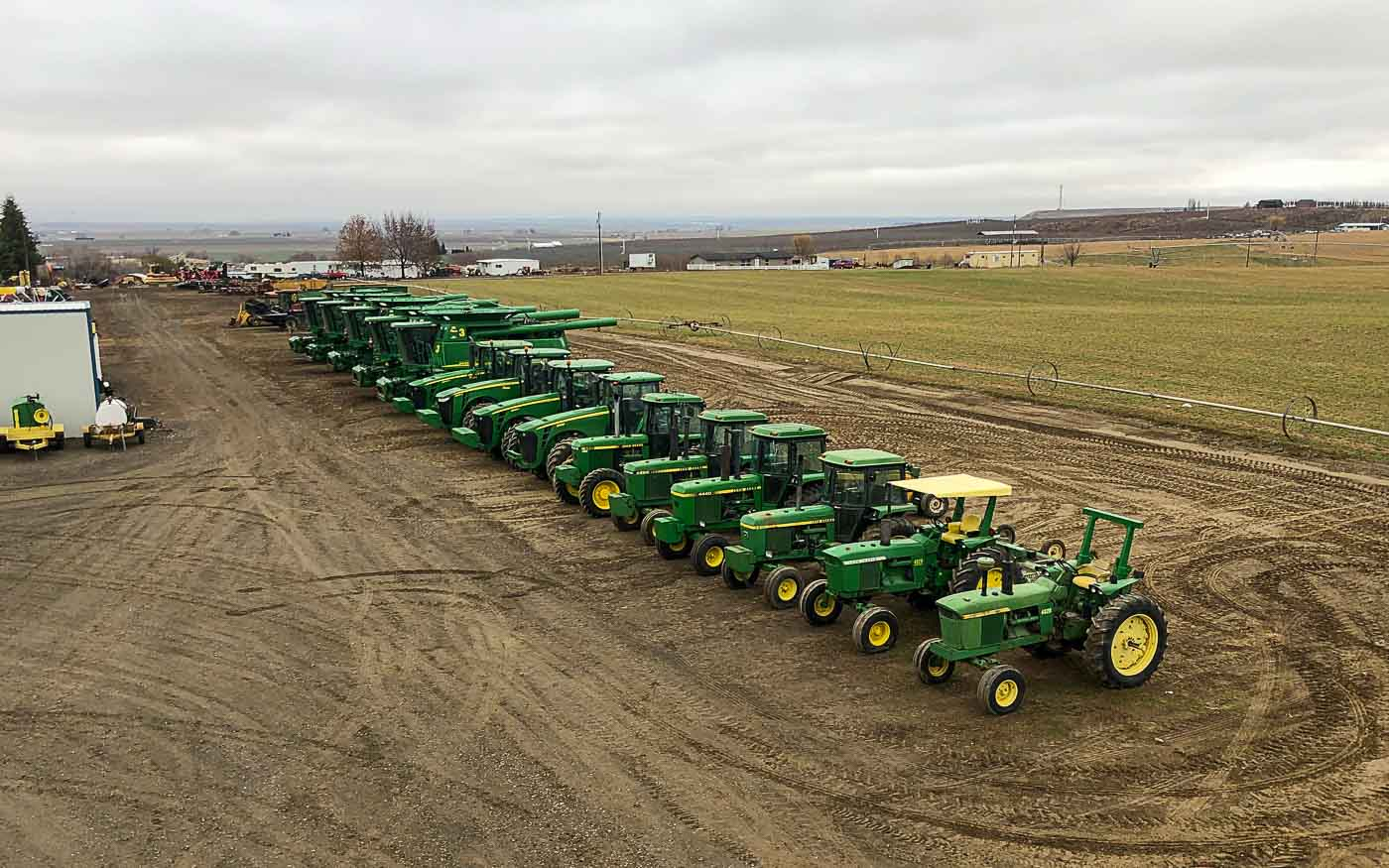 Victory Ag and Victory Farms Farm Equipment