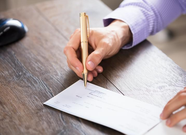 Was 2020 the year US small businesses dumped paper checks?