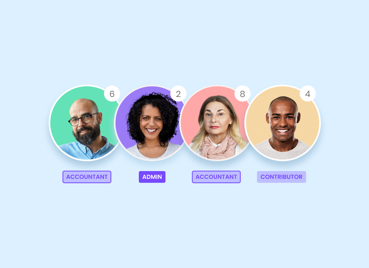 Introducing the Team Dashboard to better manage your accounting team