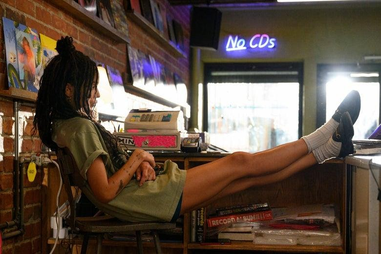 High Fidelity: The Zoë Kravitz series adapts a story of scarcity to the  streaming-music era.