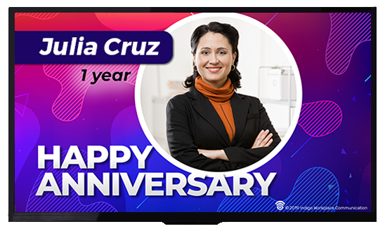 Juliya cruz - Indigo Workplace Communication