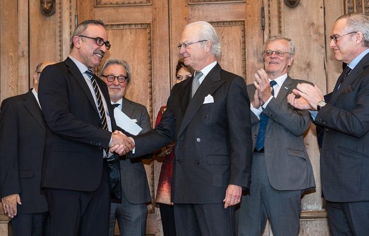 Tillväxt Malmö-företaget Nablus Mejeri prisas av kungen