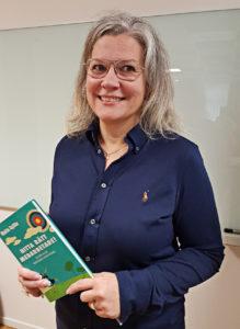 Malin Gyllin, HR-konsult som driver rekryteringsföretaget Stand By You