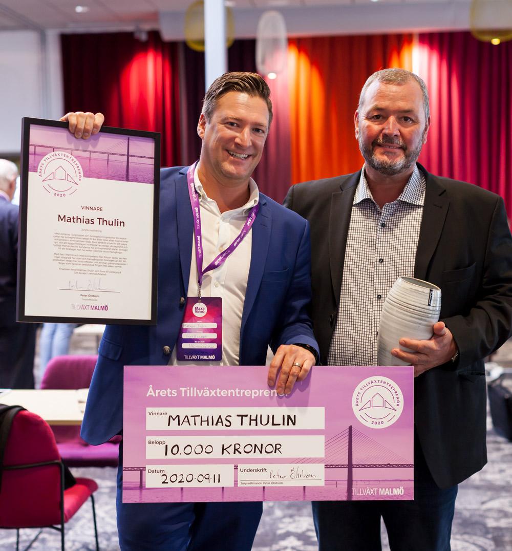 Mathias Thulin - 2019