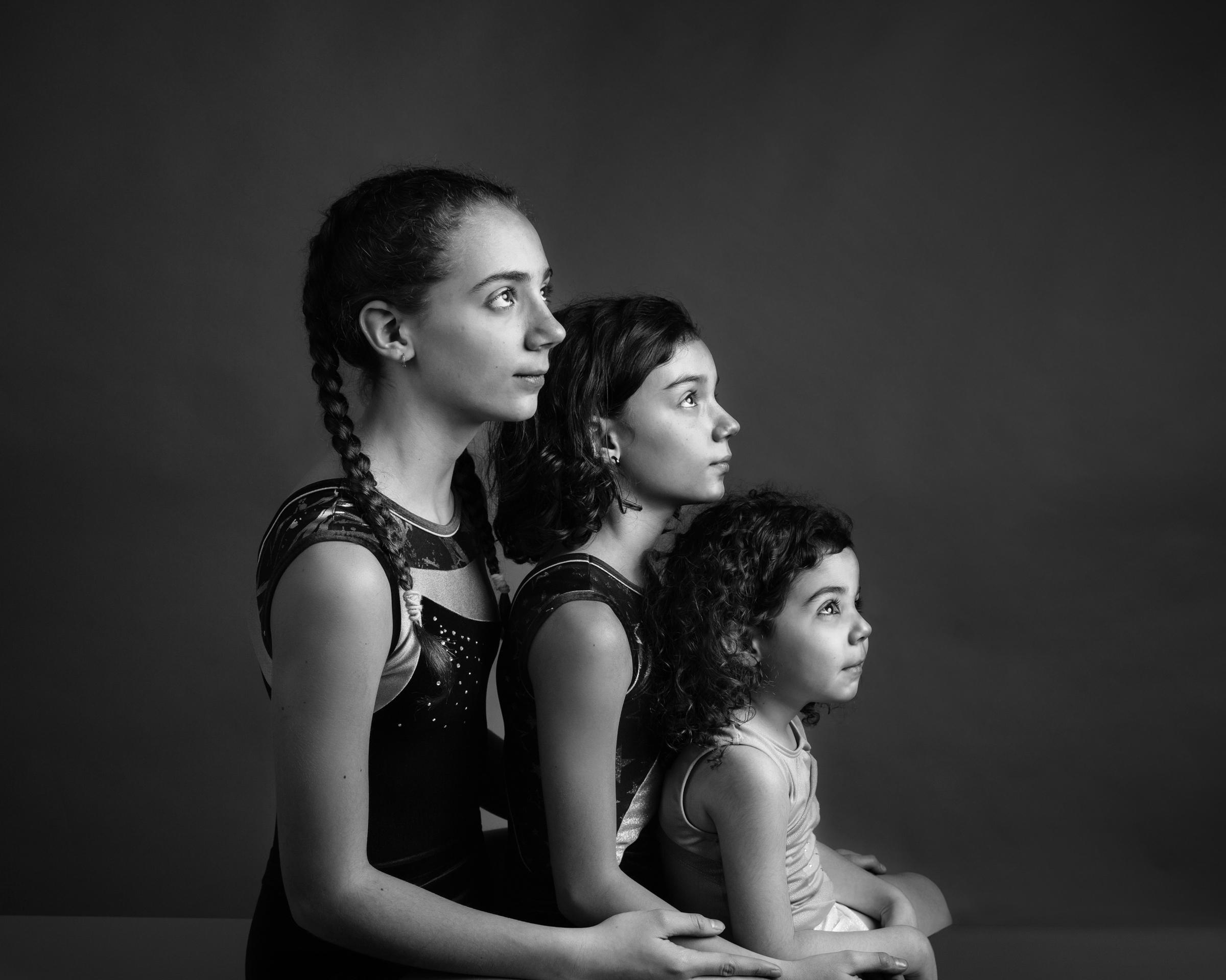 MOS Family Portraits