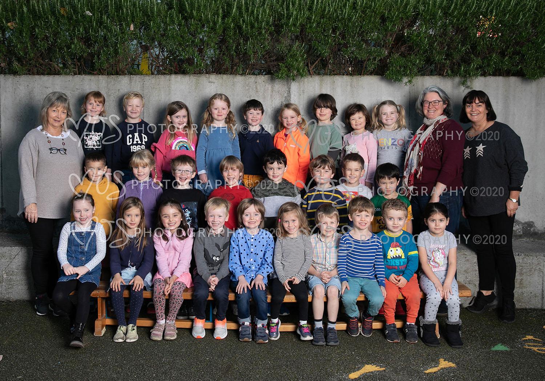 Junior Infants - RMDS Class photos 2020
