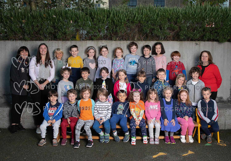 Senior Infants - RMDS Class photos 2020