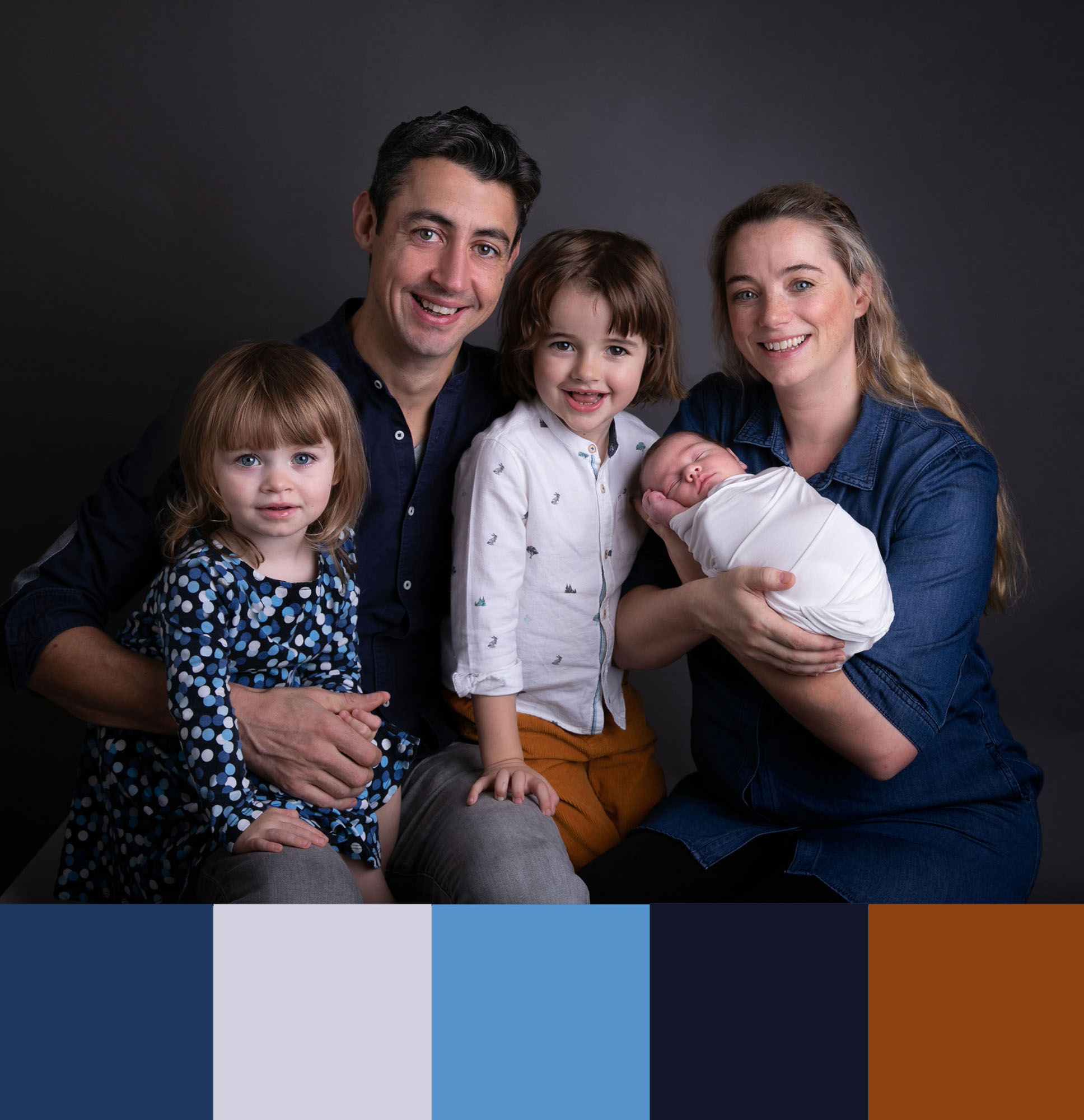 5 Tips on What to Wear (& not to Wear) for your Family Portraits!