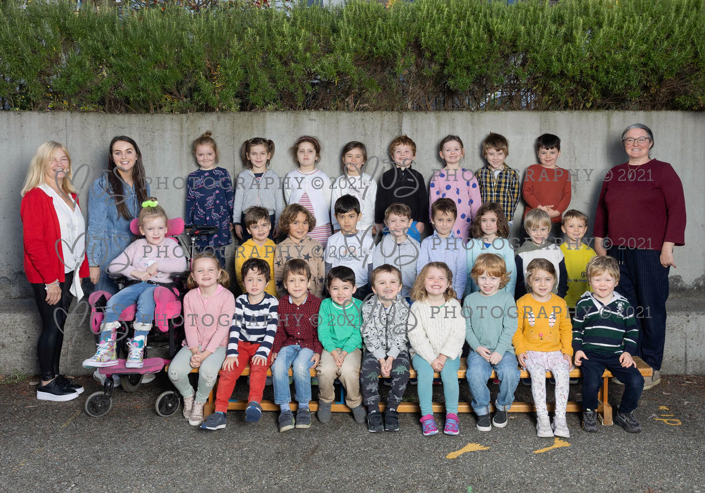 Junior Infants - RMDS Class photos 2021