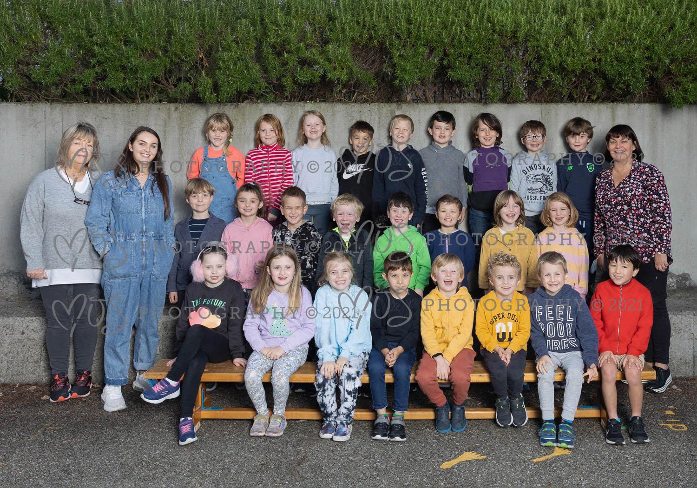 Senior Infants - RMDS Class photos 2021