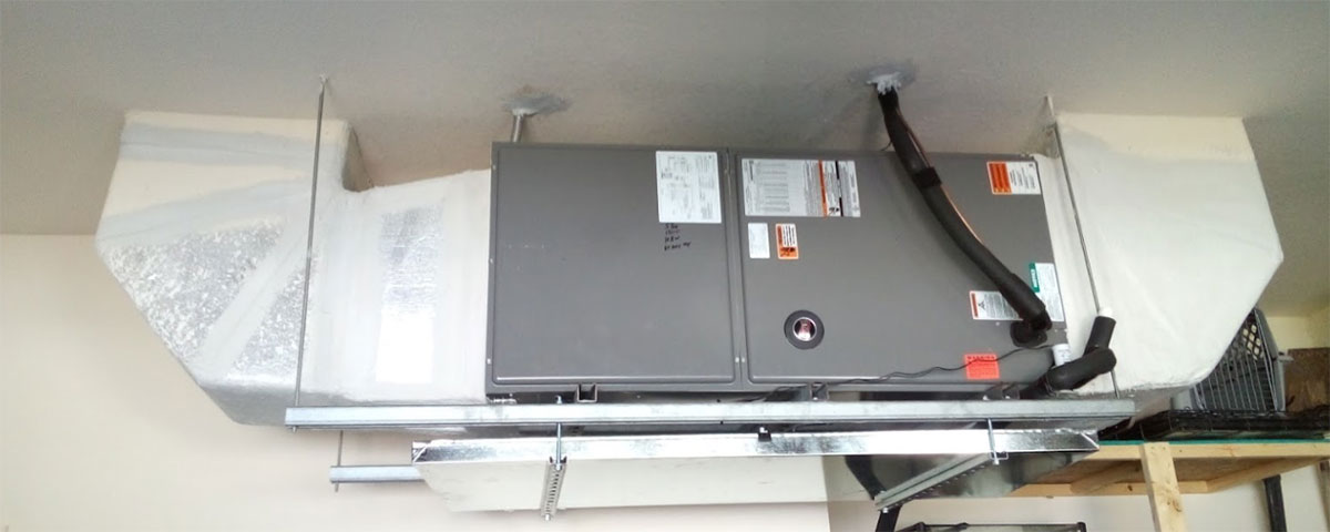 new ac replacement unit