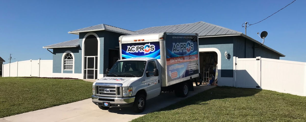 ac repair for a fort myers home