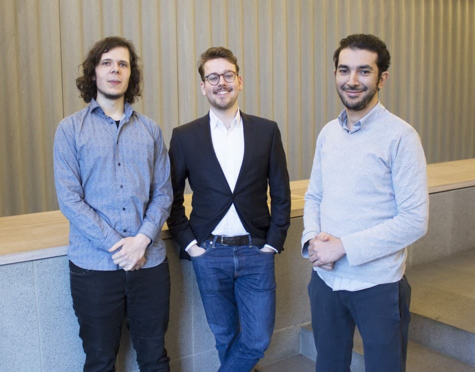 Statice co-founders
