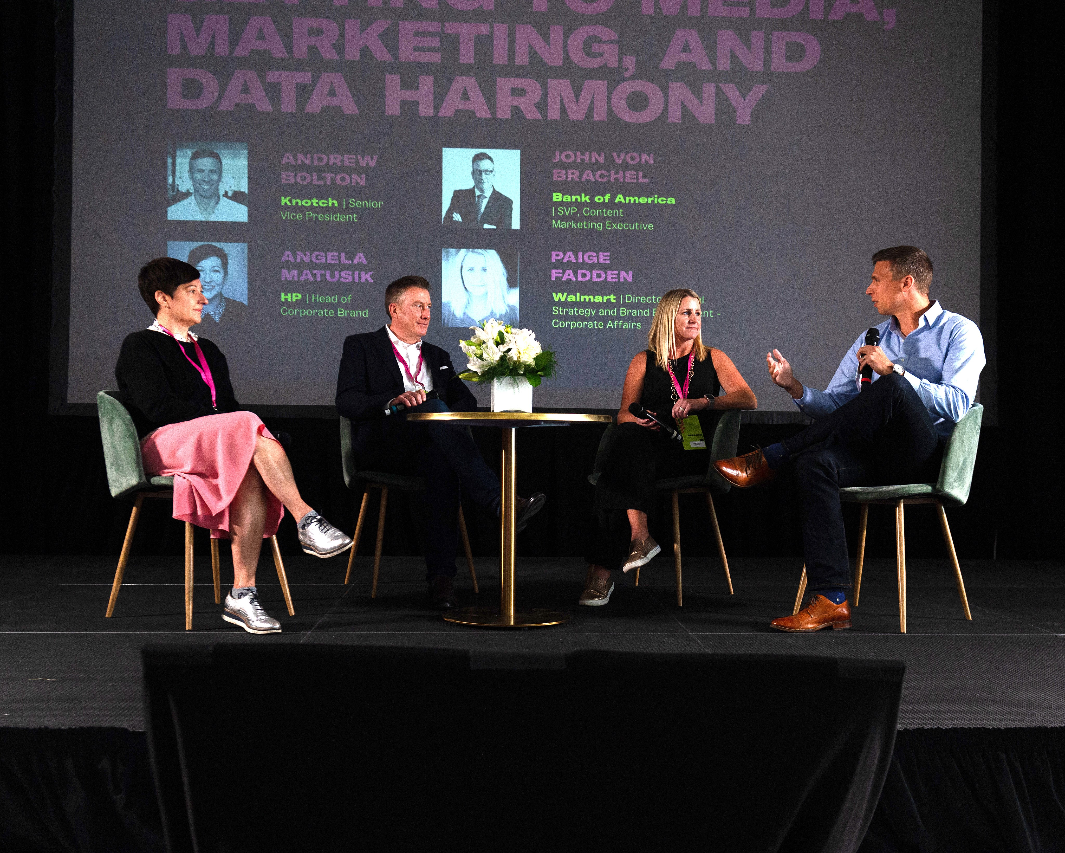 Getting to Media, Marketing, and Data Harmony - Pros & Content Conference 2019:
