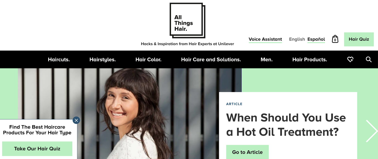 content hub examples