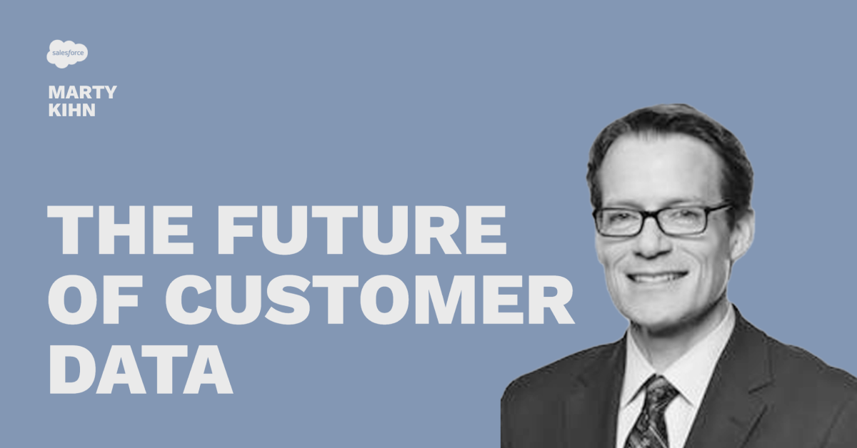 The Future of Customer Data - Pros and Content Connect 2020