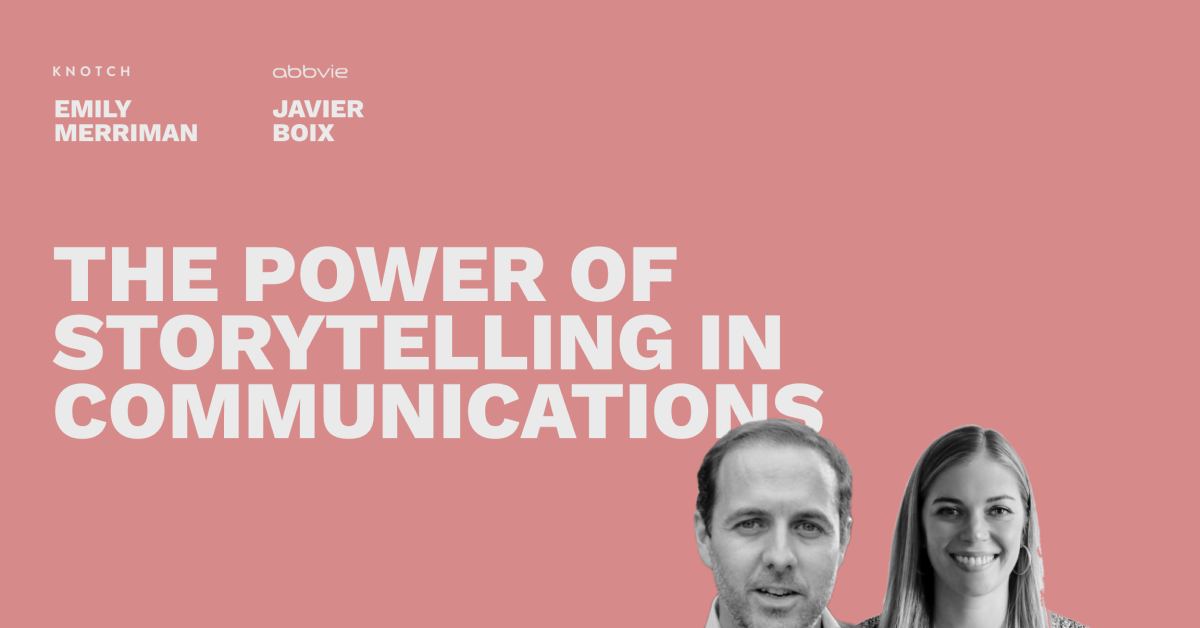 The Power of Storytelling in Communications - Pros and Content Connect 2020