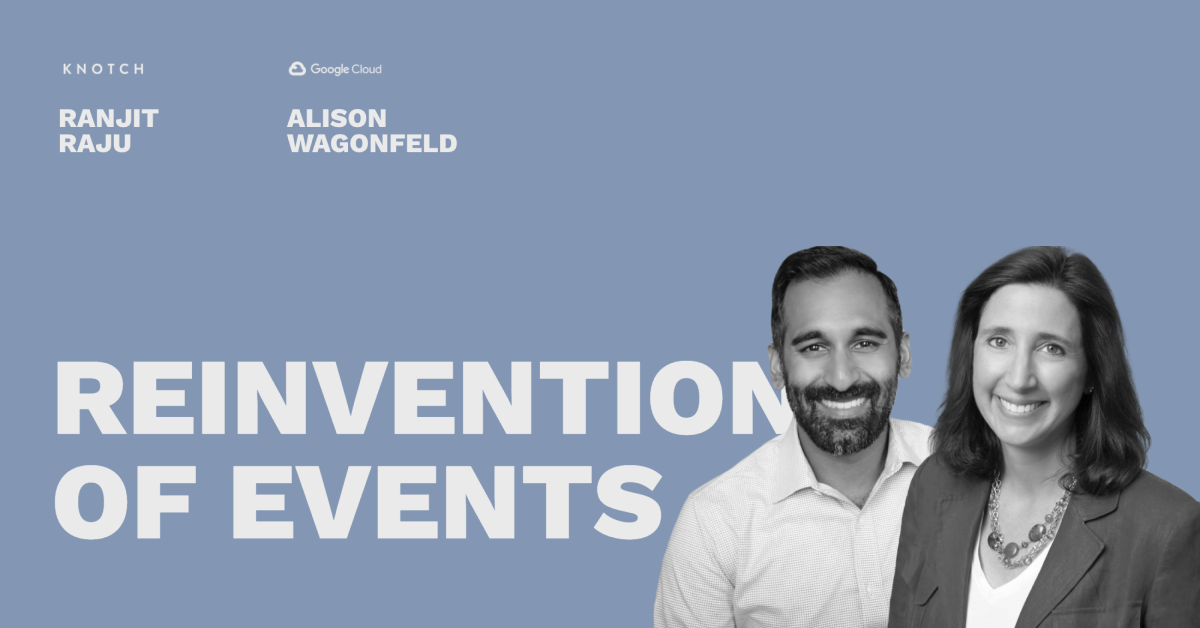 Reinvention of Events - Pros and Content Connect 2020