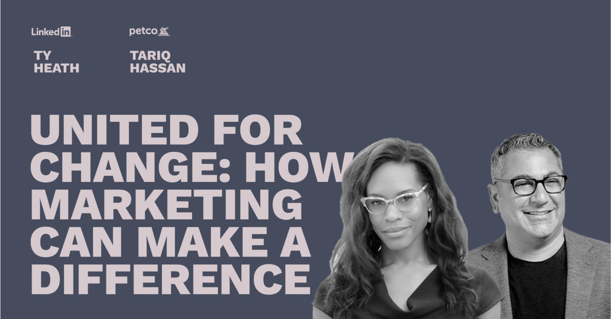 How Marketing Can Make a Difference - Pros and Content Connect 2020