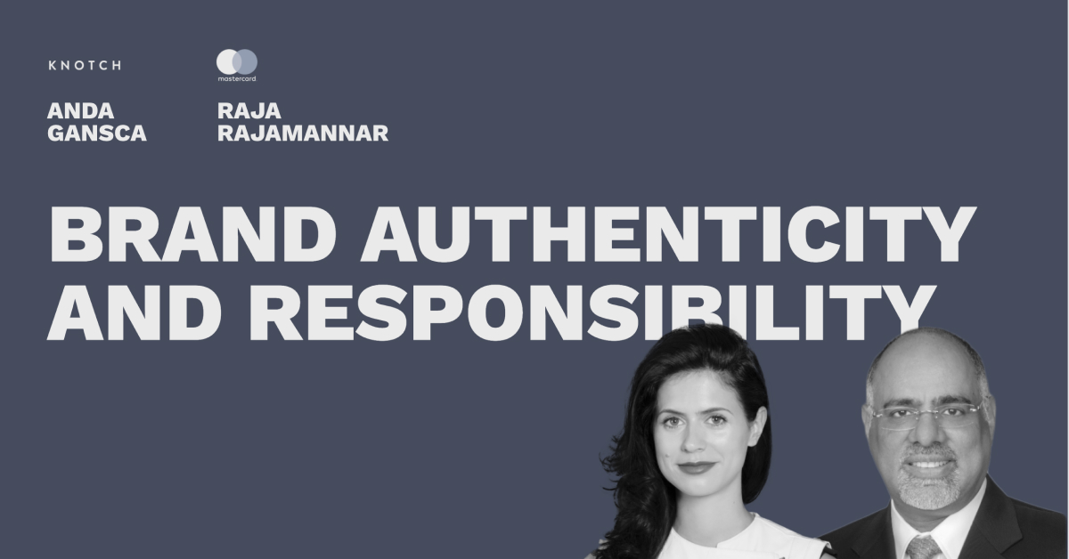 Brand Authenticity and Responsibility - Pros and Content Connect 2020