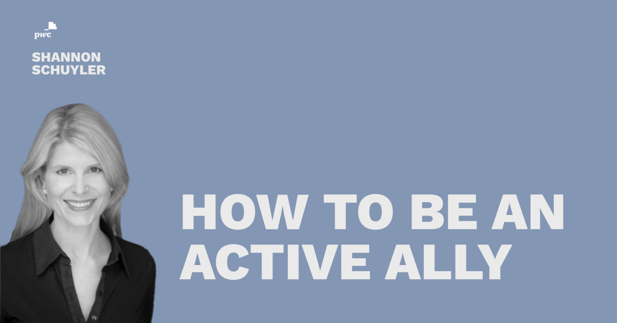 How to be an Active Ally - Pros and Content Connect 2020
