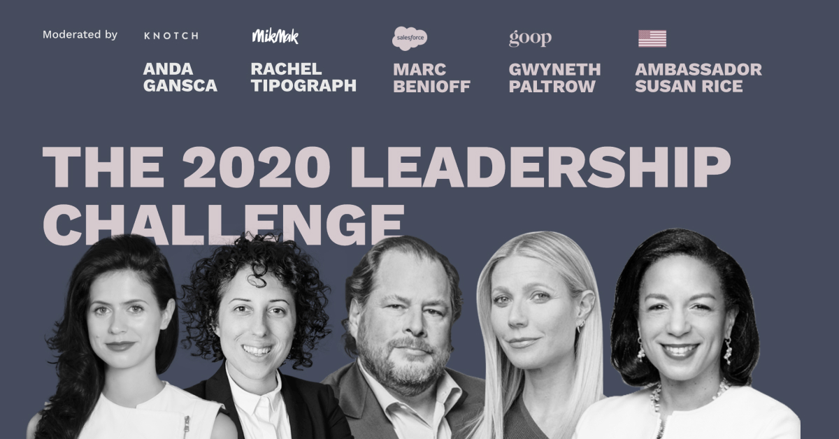 The 2020 Leadership Challenge - Pros and Content Connect 2020