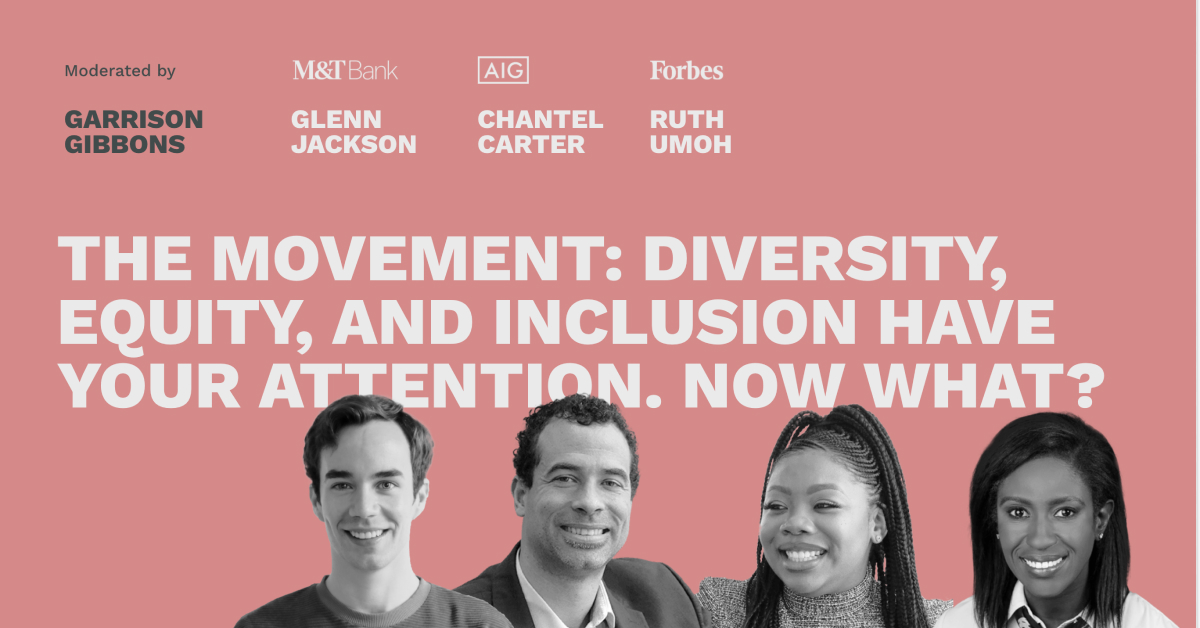 Diversity, Equity, and Inclusion Have Your Attention, Now What? - Pros and Content Connect 2020