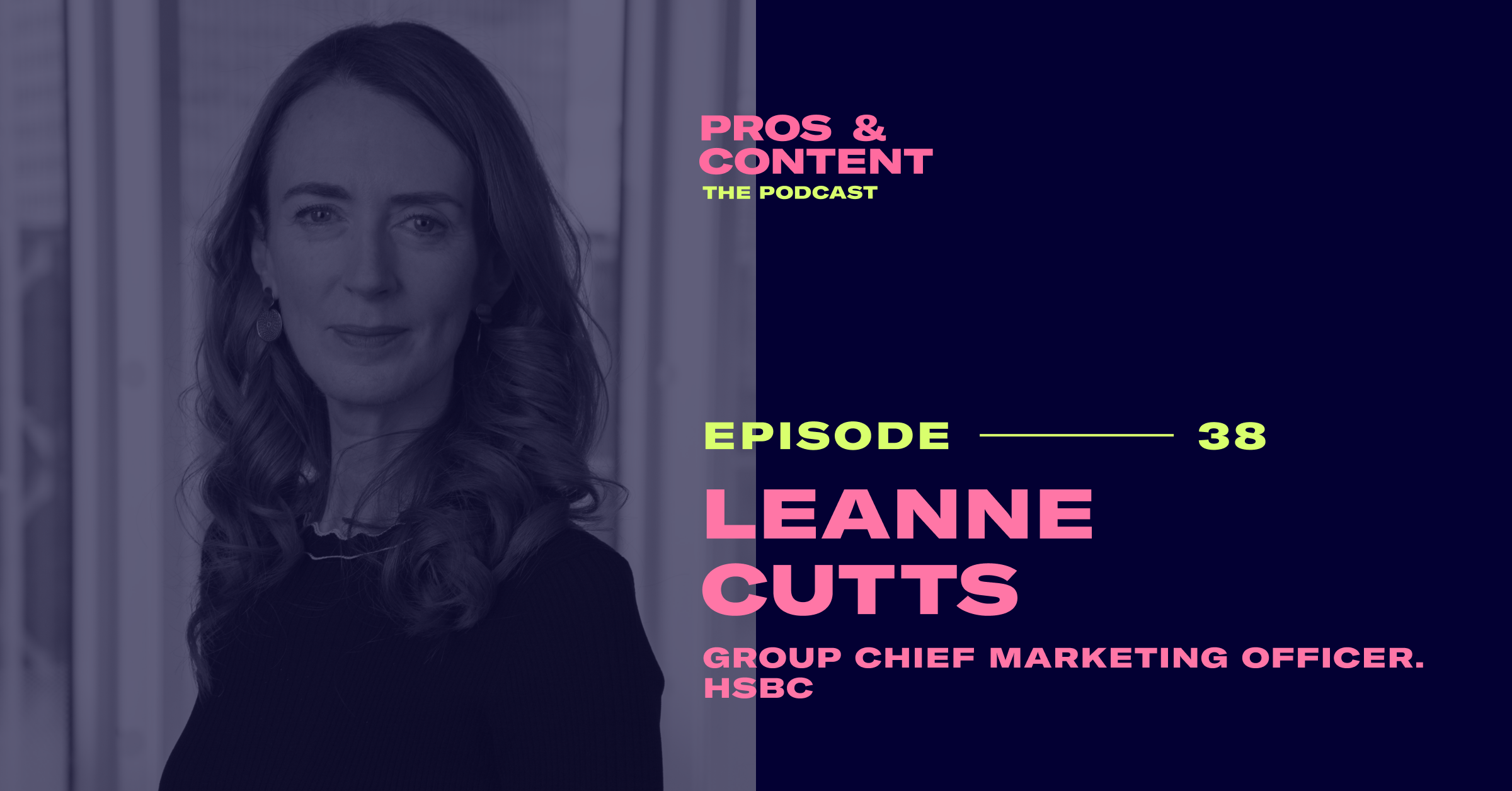 Pros & Content Podcast: Leanne Cutts