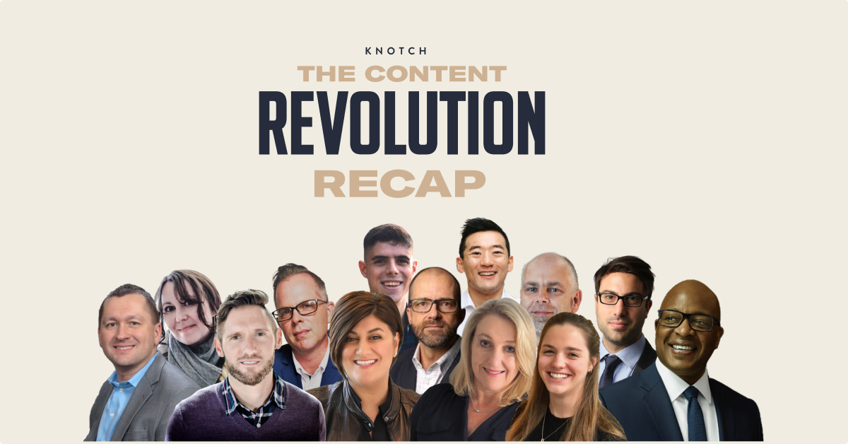 Lessons Learned From The Content Revolution