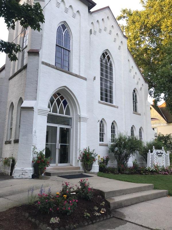 The Garden Chapel Front