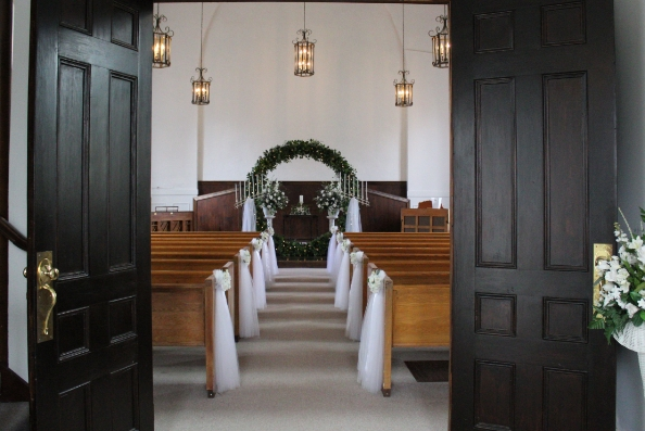 The Garden Chapel Interior