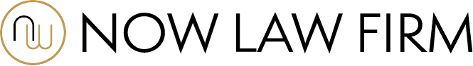 now law firm logo